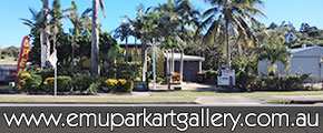 Emu Park Art Gallery on Facebook